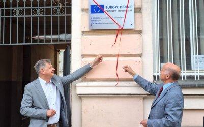 Europe Direct w Piotrkowie. Inauguracja działalności na lata 2021 - 2025