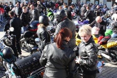 Koniec sezonu motocyklowego