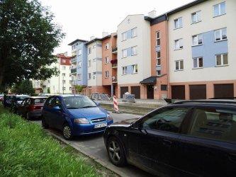 Więcej parkingów na osiedlu