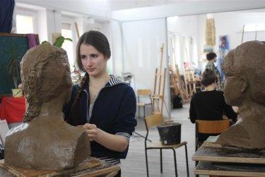 """""""Lekcja rzeźby"""" - zobacz prace uczniów i ich nauczycieli"""