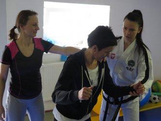 Mistrzyni świata uczyła piotrkowianki samoobrony