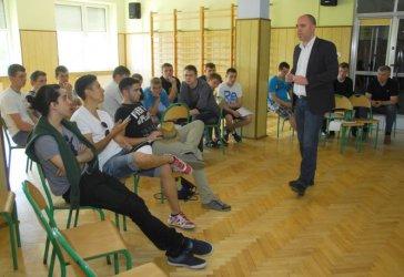 ZSP w Szydłowie: Uczyć się inaczej