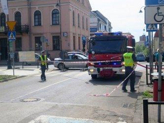 25-latek, który wywoływał alarmy bombowe stanie przed sądem