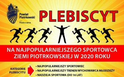 Wybierzmy najpopularniejszego sportowca i trenera ziemi piotrkowskiej