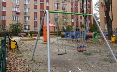 Na osiedlu Wyzwolenia powstał nowy plac zabaw
