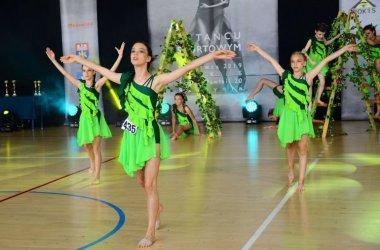 Tancerze Jaskółczyna z medalami na XXV Pucharze Polski w Tańcu Sportowym
