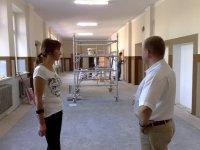 Moszczenica: Nowe oblicze szkoły w Gazomi