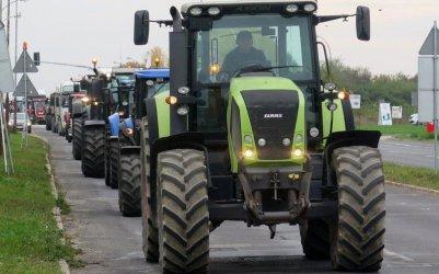 Na wtorek rolnicy zapowiadają protest na DK12 w Srocku