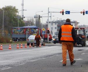 Nowy asfalt jeszcze przed 1 listopada