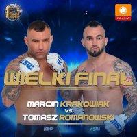 Marcin Krakowiak w finale