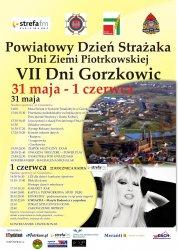 DNI ZIEMI PIOTRKOWSKIEJ. GORZKOWICE 2014