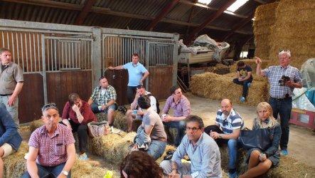 Delegacja z ZSP w Szydłowie odwiedziła Holandię