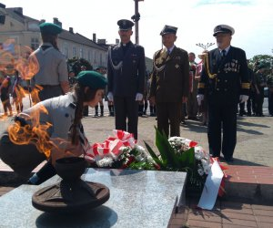 Upamiętnili żołnierzy polskich walczących z bolszewikami