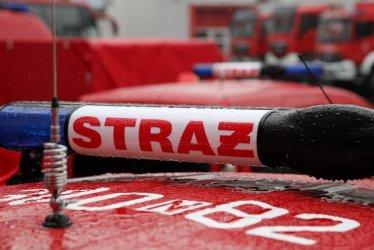 W sylwestra prawie 1,2 tys. interwencji straży pożarnej