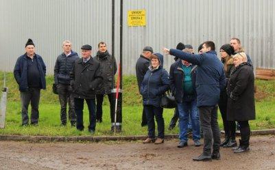 Sprawdzali, jak działa biogazownia rolnicza