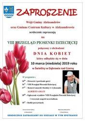 Przegląd Piosenki Dziecięcej w Dąbrowie nad Czarną