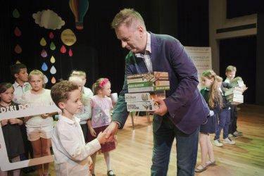 Wojewódzkie obchody Dnia Dziecka w Łódzkim Domu Kultury