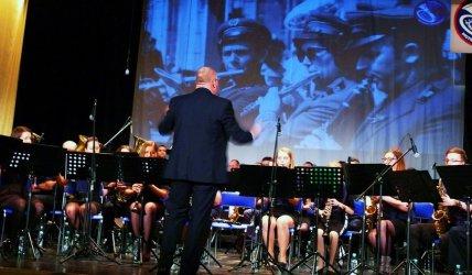 Miejska Orkiestra Dęta świętowała swój jubileusz