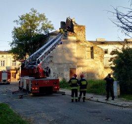 Katastrofa budowlana w Piotrkowie
