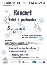 Koncert kolęd i pastorałek w kościele Panien Dominikanek