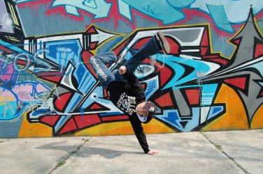 Turniej Tańca Freestyle