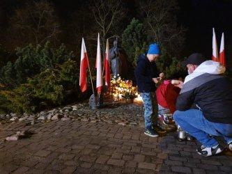Uczcili rocznicę śmierci Jana Pawła II