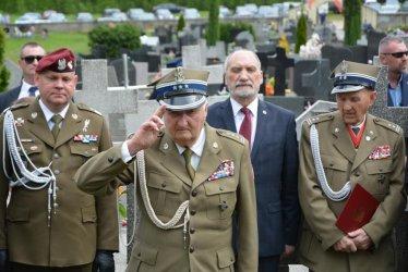 W Bąkowej Górze uczcili pamięć żołnierzy Konspiracyjnego Wojska Polskiego