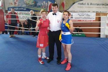Piotrkowianka zostanie powołana do kadry narodowej juniorek w boksie?