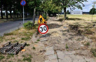 Przebudowują skrzyżowanie Żelazna/Haeringa w Piotrkowie