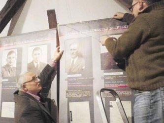 Wystawa IPN w Bełchatowie, a później w Piotrkowie