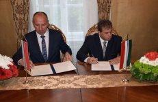 Partnerska umowa pomiędzy gminą Czarnocin i węgierską Gminą Öttevény