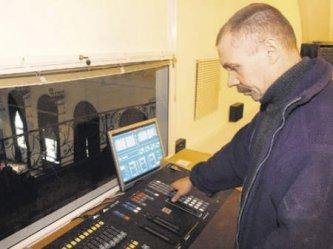 Piotrków: Inspektor wstrzymał scenę