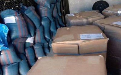 Kontrabanda warta milion na powiatowej drodze