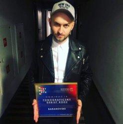"Absolwent II LO w Piotrkowie na ""Fryderykach"""