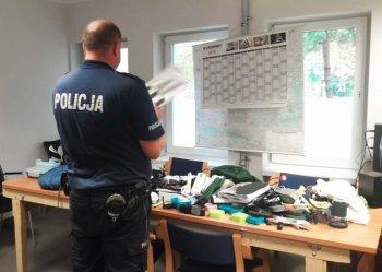 Kradzież w magazynach logistycznych w powiecie piotrkowskim. Kradli pracownicy