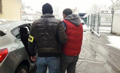 Gruzini aresztowani za włamania do domów jednorodzinnych