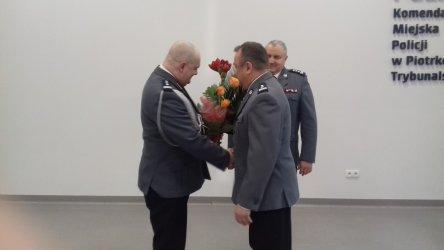 Nowy zastępca komendanta piotrkowskiej policji