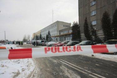 Piotrków: Bombowy alarm na Szkolnej