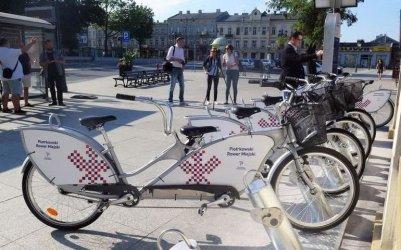 Od 1 kwietnia wraca rower miejski