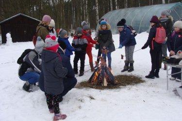 Zimowy rajd PTTK