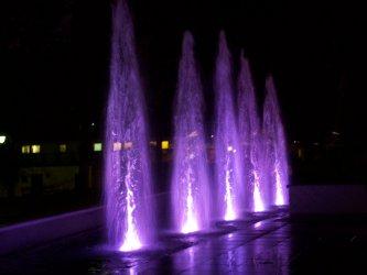 Miejska fontanna wyłączona – byle do wiosny