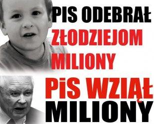 Kto cierpi za miliony