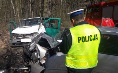 2019 na drogach Łódzkiego. Więcej ofiar śmiertelnych wypadków