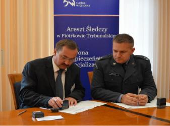 Piotrkowscy skazani będą pracować dla nowego kontrahenta