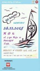 Harcerze zapraszają na koncert EKT Gdynia