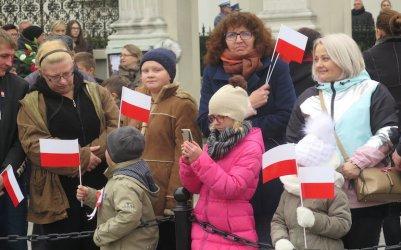 101 lat temu Polska odzyskała niepodległość. Uroczystości w Piotrkowie