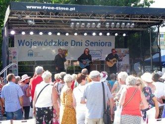 Wojewódzkie Dni Seniora odbyły się w Piotrkowie