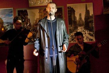 Marcin Różycki śpiewał w SKYY Pubie