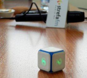 Pierwsza elektroniczna kostka będzie produkowana w Piotrkowie