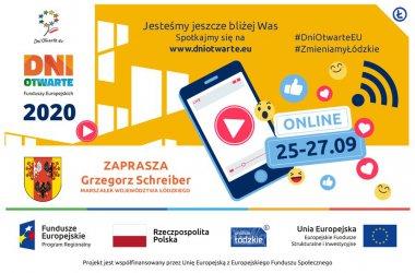 Przed nami Dni Otwarte Funduszy Europejskich